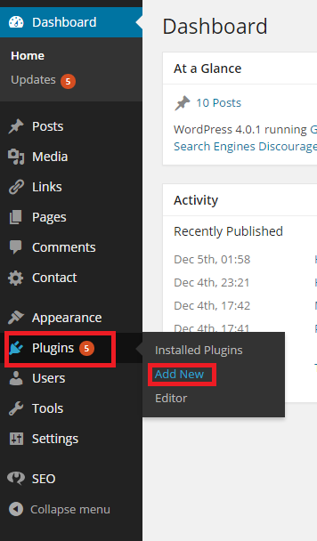 how-to-install-a-wordpress-plugin-plugins-add-new