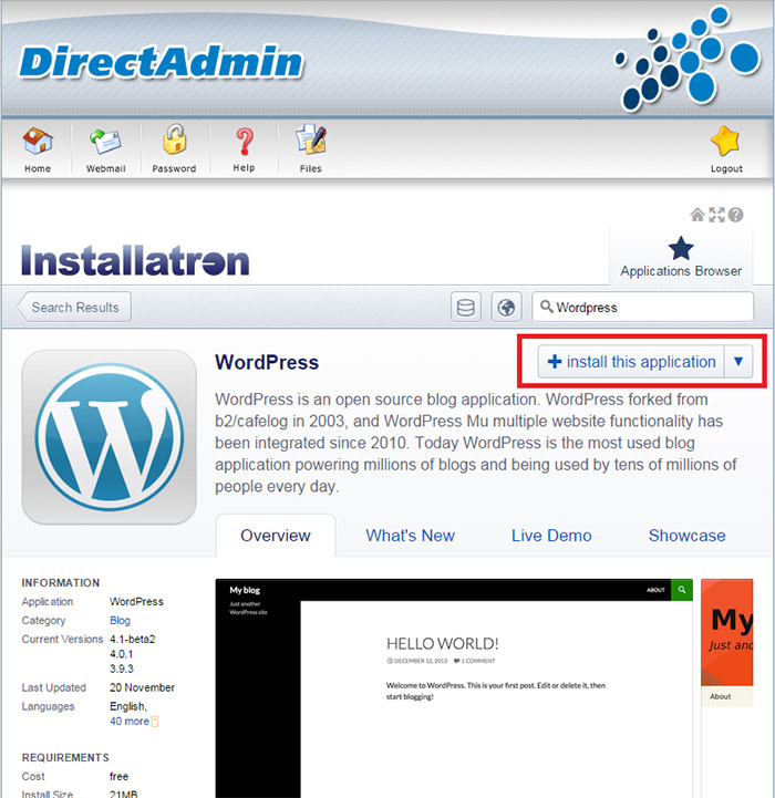 how-to-install-wordpress-using-installatron-install-this-application
